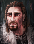 Ulfric by SpaceSmilodon