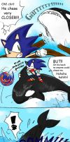 Sonic - Good IDEA? by chobitsG