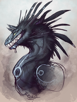 Dragonhead by Remarin