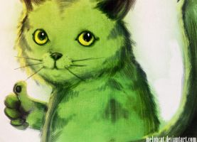 100Themes: Cat by Taylor-payton