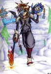 Sora is comming to town... by AlkseeyaKC