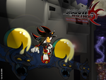 Shadow the Hedgehog by AdoubleA
