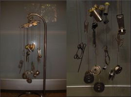 Wind Chime by sitres