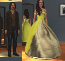 sims Rumbelle 2 by PMiow