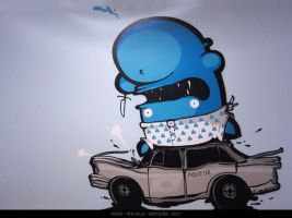 POLICIJA by The-Kiwie
