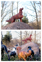 Breyer Dogs - King Of The Rock by The-Toy-Chest