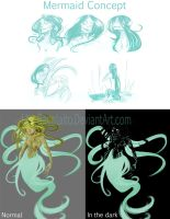 Mermaid Concept by Uty-Bacalaito