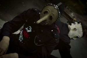 Slipknot - What are you looking at?! by Hexalot