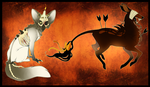 Hallow's Eve Adopts by DoctorCritical