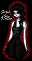 Jane the Killer by YamiTasher