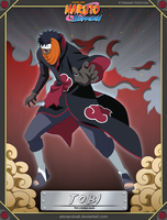 Tobi -broken mask- by alxnarutoall