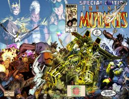 The New Mutants Special 1 by mushisan