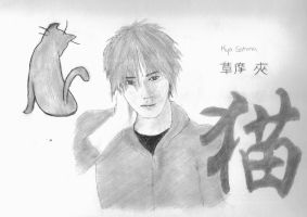 Kyo Sohma by Synthetic-xXx-Heart