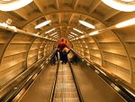 Into the tube by Roji-Hachi