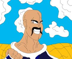 Nappa by McGreger16