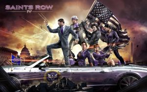 Saints Row IV - Campaign Drive by PrincessCakeNikki
