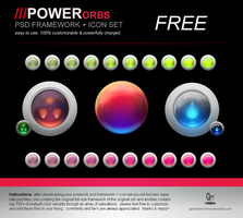 Power Orbs by gearhead-online