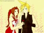 I will cheer you up... by Aeris--Gainsborough