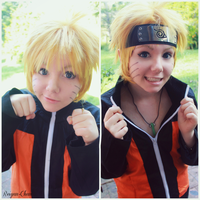 Naruto Uzumaki - Outfit Test by Reigan-Chan