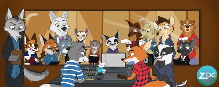 ZDC Banner by Quirky-Middle-Child