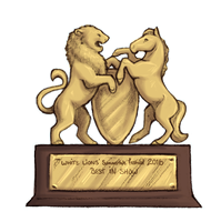 Best In Show Trophy by ofcowardiceandkings