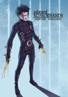 RezaHadiLesmana EdwardScissorhands by rezahales