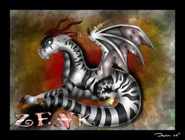 Zenk Banner by DraconSage