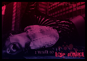 I want to lose control by JustLalaith