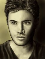 Supernatural: Dean Winchester by Aster31