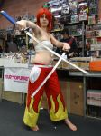 Erza Scarlet (Fairy Tail) - Cos-Mo 2014 by Groucho91
