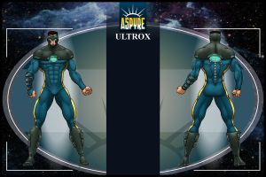 Ultrox Turnaround by gwdill