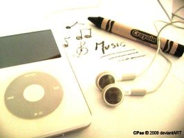Ipod is Art by CPao