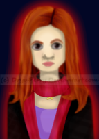 Amy Pond by DryuPerry