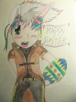 Happy Easter by anime-lover64