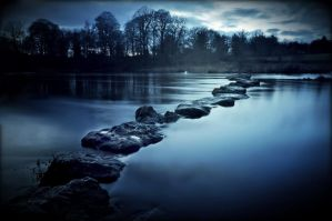Stepping Stones by Parallel0gram