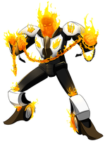 TFOC: Ghostrider by DJaimon