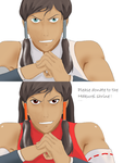 Collab: Korra Recolour by MarylandLovely