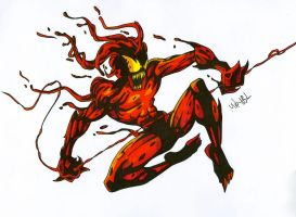 Ultimate Carnage by MikeES