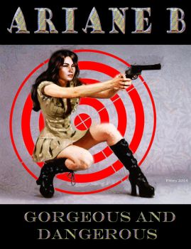 Ariane B- Gorgeous And Dangerous - Cover by paulnery
