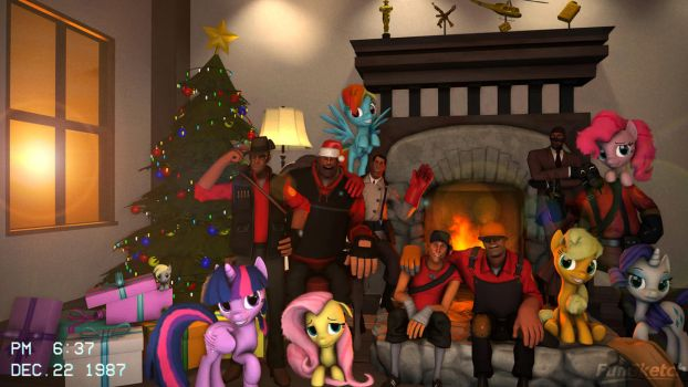 Christmas Special by LeePuppy64