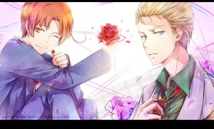 APH---2012 Happy Valentine by zxs1103