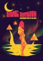 Sonic Antenna - Psychedelic Side Of The Moon by SonicAntenna