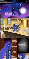 MLP: FIM Rising Darkness page 3 by Bonaxor