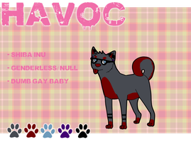 havoc ref 2k12 by Igelk0tt