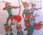 Robin Hood 1 by JRR5790