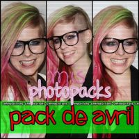 pack de avril 2 by kamilitapiglet