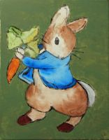 Peter Rabbit by FallGirl