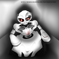 robot by cooliographistyle