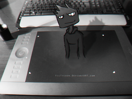 Intuos Ender by VicTycoon