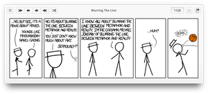 XKCD App by DanRabbit